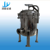 High Efficiency 304 Stainless Steel Multi Bag Filter for Oil Products