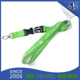 Customized Polyester Lanyard with Metal Hook as Promotion Gift