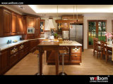 Welbom American Solid Wood Cherry Kitchen Cabinet