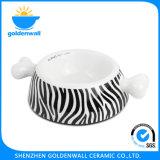 250ml / 750ml /1750ml Colorful Porcelain Dog Bowl