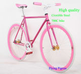 Chromium-Molybdenum Steel Track Bicycle 700c Bike