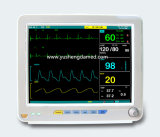 Ysd16A Hot Sale 12.1 Inch Multi-Parameter Portable Patient Monitor