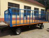 Pulling Type Hydraulic Car Trailer Trolley