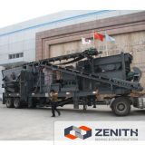 Mobile Crusher Plant, Mobile Crushing Machine