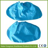 Thick CPE Waterproof Overshoe, Shoe Cover