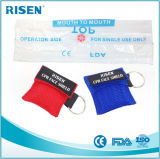 Emergency Rescue CPR Mask Keychain for Medical