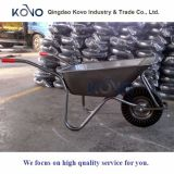 Super High Quality Wheelbarrow for Ghana with Big Solid Tyre