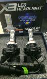 X3 LED Headlight Bulbs H7 Anti Radio Static