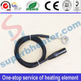 K Type Thermocouple Flat Hot Runner Coil Heater for Enail DIY