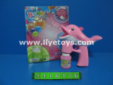Battery Operated Bubble Toy Gun (DOLPHIN) (4416176) , The Latest Toy