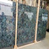 Lemurian Blue Granite Slab for Hall Decoration