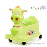 Plastic Mickey Toilet Seat Children Sit Implement Baby Potty