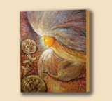 Oil Painting of Abstract New Design (07YG-005)