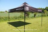 3X3m Black Steel Frame Folding Tent 2016