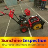 Snow-Sweeper Machine Quality Control/ Inspection