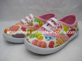 Confortable Children Canvas Shoes (14wa10153)