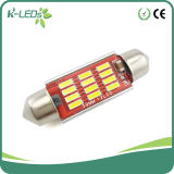 39mm Festoon LED Canbus 12*SMD4014 12-24V