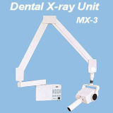 Wall-Mounted Low Radiation Mobile Dental X-ray Unit