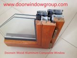 Solid Oak Wood Aluminium Composite Window