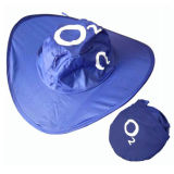100% Polyester Foldable Hat