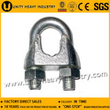 Galv Malleable Wire Rope DIN 741 Wire Clip