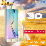 9h 3D Curved Full Cover Tempered Glass Screen Protector for Samsung Galaxy S6/ S6 Edge Plus