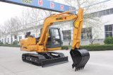 9t Crawler Excavator with Breaking Hammer