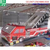 Inflatable Car Slide, Theme Park Inflatable Slide for Sale (BJ-S02)