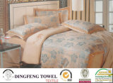 T/C Bed Sheet 4PCS/Set in Stock