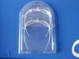 Blister Packing Box for Face Mask Set PVC Clamshell Packing Box