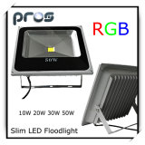 Aluminum Housing IP66 50W LED Flood Light for Outdoor
