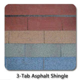 Asphalt Roof Shingle /Self Adhesive Colorful Fibreglass Roof Tile /Bitumen Roofing Material with ISO