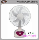 "16"" DC Table Fan Super Strong Power, Rechargeable Desk Fan"