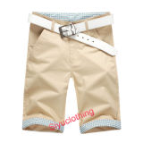 Men Casual Fashion Solid Color Simple Leisure Shorts (S-1511)