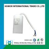 Water Pump Capacitor Cbb60 400V 12+5UF Plastic Shell