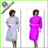 Salon Health Disposable Bathrobe Women Bath Gown