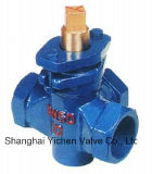 3 Way Thread Plug Valve (X14)