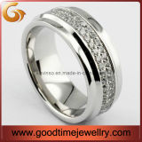 Stainless Steel Ring Jewelry (GSR-1197)