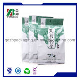 Durable Materials Stand up Empty Tea Bag