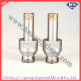 Glass Dril Bit-Straight Shank/Sintered Glass Drill Bit / Glass Hand Drill