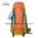 Outdoor Nylon Climbing Mountaineering Custom Waterproof Hiking Backpack