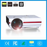 Free Shipping 3500lumens LED Beamer HD Ready LCD Video Projector