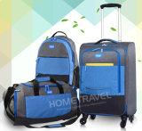 New Three-Colour Combination Design Trolley Bag