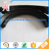 Factory Made Red Rectangular Rubber Gasket with Hole Seal