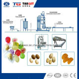Hard Candy Lollipop Die-Formed (Traditional) Processing Line