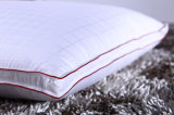 Ballfiber Feather Pillow, 233t Bleach, Filling: Top and Bottom: Ballfiber, Making: Sateen Piping with Gusset,