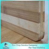 High Quality Zebra 25-26mm Bamboo Plank for Cabinet/Worktop/Countertop/Floor/Skateboard