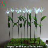 Wedding Deocorative Flowers LED Artificial Lily Flowers