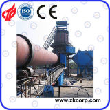 ISO9001 Quality System Certification 300tpd Lime Processing Line