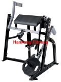 hammer strength, fitness equipment, gym machine, body building, Seated Biceps Equipment (HS-3018)